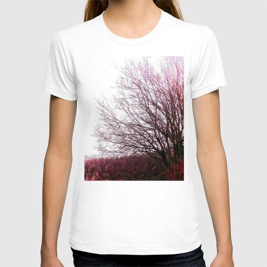Along a Misty Bank T-shirt