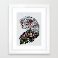 Alexandria Framed Art Print