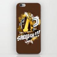 You Ain't A Lambda? SHEE… iPhone & iPod Skin