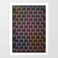 They're Piling Up Art Print