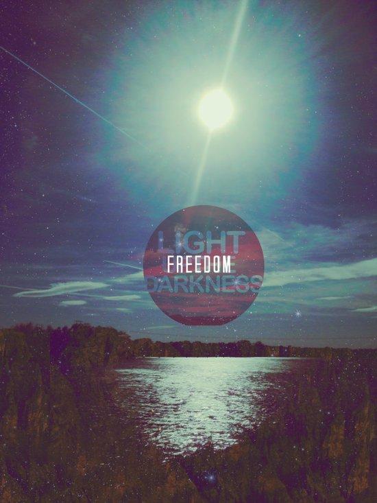 we gotta be free. Art Print