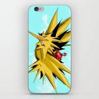 Flash-Dos iPhone & iPod Skin