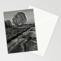 Dark Autumnal Spirit of October Stationery Cards