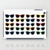 Sunglasses #2 iPad Case