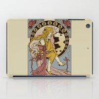 Ma Chere Nouveau iPad Case