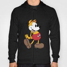 Mickey x Garfield  Hoody