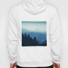 Blue Valmalenco - Alps at sunrise Hoody