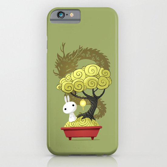 Bonsai Bunny iPhone & iPod Case