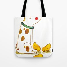 My little friends Tote Bag