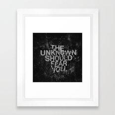 TUSFY Framed Art Print