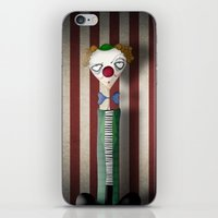 Mr Bow iPhone & iPod Skin