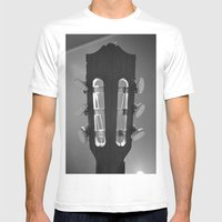 Tune Mens Fitted Tee White SMALL