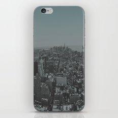 Manhattan iPhone & iPod Skin