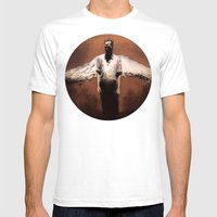 Losing My Religion Mens Fitted Tee White SMALL