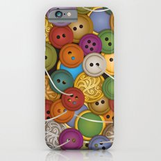 Buttons Slim Case iPhone 6s