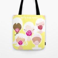 Let's End Endo - It's Ok… Tote Bag
