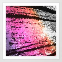 pastel Art Prints featuring pastel by 2sweet4words Designs
