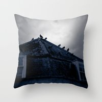 Dawn of the Day Throw Pillow