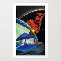 Arsicollage_14 Art Print