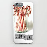 iPhone & iPod Case featuring Christmas Cheer by Smileyface Photos