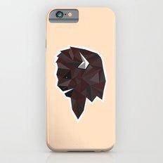 Geometrical Bison iPhone 6 Slim Case