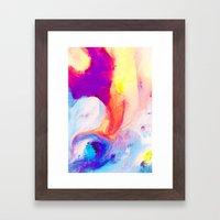 Genie Framed Art Print