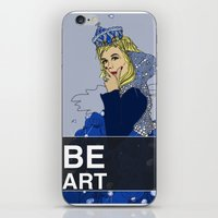 BE  ART iPhone & iPod Skin