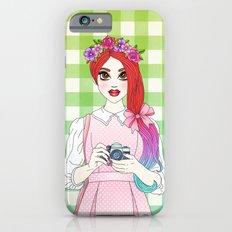 Pretty as a Picture iPhone 6 Slim Case