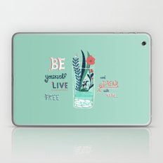 My Blue Dream Laptop & iPad Skin