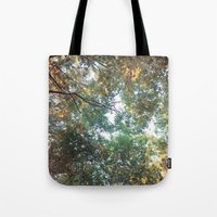 Forest 011 Tote Bag