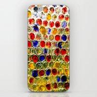 Bubble Light iPhone & iPod Skin