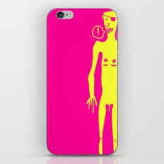 Thingy iPhone & iPod Skin