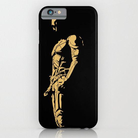 KNIGHT IN THE DARK iPhone & iPod Case