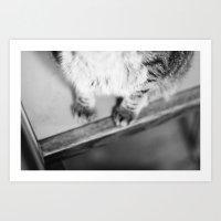 Pretty Kitty Art Print