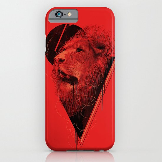 Hunger Strike iPhone & iPod Case
