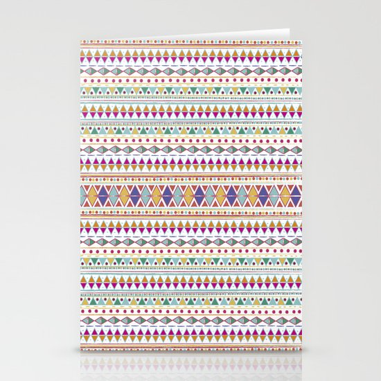 NATIVE FIESTA Stationery Card