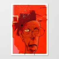Claes Oldenburg Today... Canvas Print