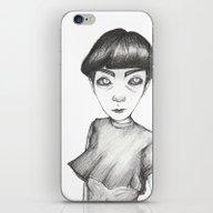 ..rarely Human iPhone & iPod Skin
