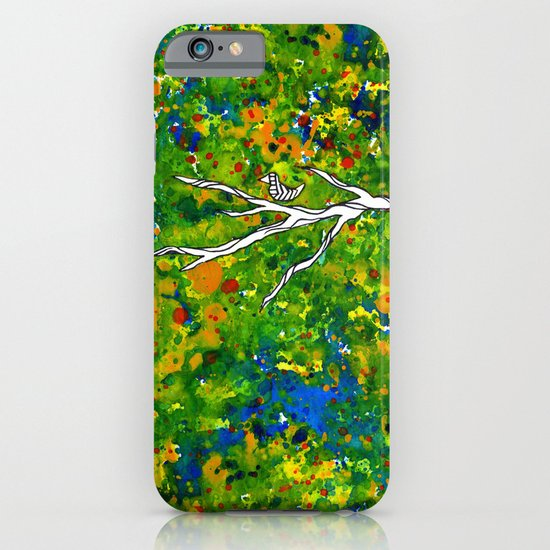 Bird out the Bush iPhone & iPod Case