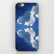 What Do You See #3 iPhone & iPod Skin