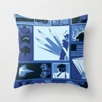 Street Fighter II Art De… Throw Pillow