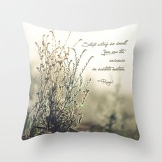 Ecstatic Motion Throw Pillow