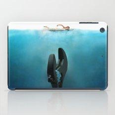 Crescent Jaws iPad Case
