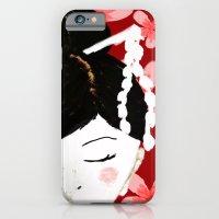 Japanese Beauty iPhone 6 Slim Case