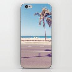 beach road iPhone & iPod Skin