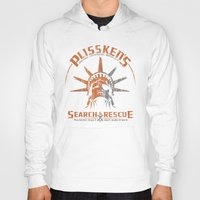 Hoody featuring Snake Plissken's Search & Rescue Pty. Ltd. by 6amcrisis