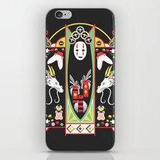 Spirited Deco iPhone & iPod Skin