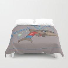 SHARK BOY Duvet Cover