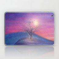 Lone Tree Love III Laptop & iPad Skin