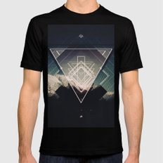 Forma 11 Mens Fitted Tee Black SMALL